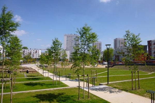 Elbeuf sur Seine – Quartier du Puchot