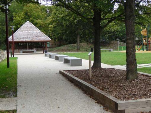 Montigny le Bretonneux – Parc Poirier Saint Martin
