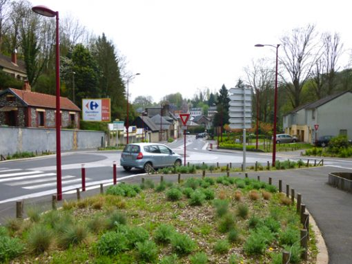 Elbeuf – Entrée de ville