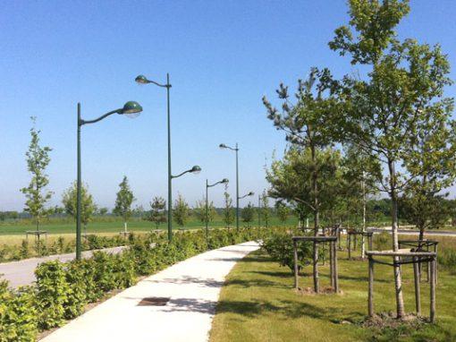 Rambouillet – Parc d'activité Bel Air la Forêt
