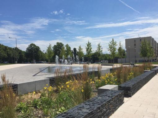 Évry Courcouronnes – Quartier du Canal